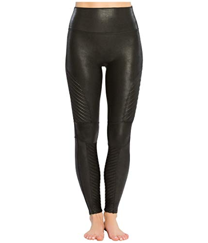 Spanx Damen 20136r-very s Legging, Schwarz (Very Black Very Black), 34 (Herstellergröße: Small)