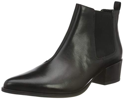 Vagabond Damen Marja Chelsea Boots, Schwarz (20 Black), 41 EU
