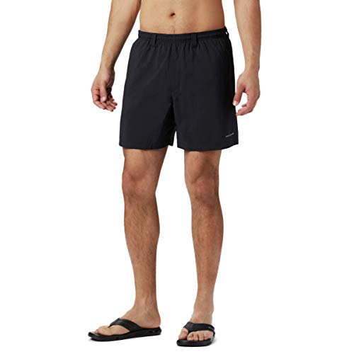 Columbia Men's PFG Backcast III Water Short , Black, Medium x 6
