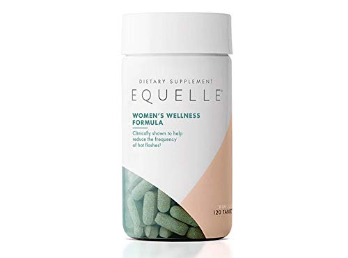 EQUELLE Hot Flash Menopause Relief | Hormone-Free Multi-Symptom Menopause Relief | Safe and Reliable | 30-Day Supply
