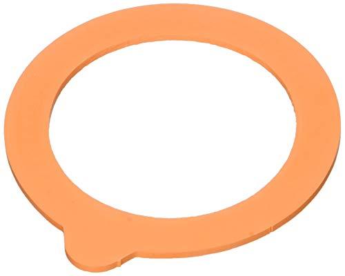 Hutchinson Sachet de 10 Rondelles Universelles avec un Nez Caoutchouc Orange dia 85 pour terrines 350g ou bocaux 1/2L-3/4L-1L-1,5L-2L