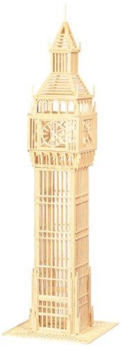 Kit Big Ben Matchitecture Matchstick Modèle Artisanat