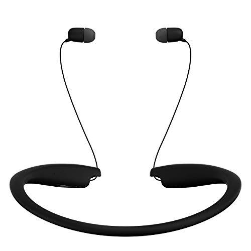 LG TONE Style HBS-SL5 Bluetooth Wireless Stereo Headset - Black (Renewed)