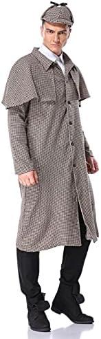 Sherlock holmes costume kids _image1