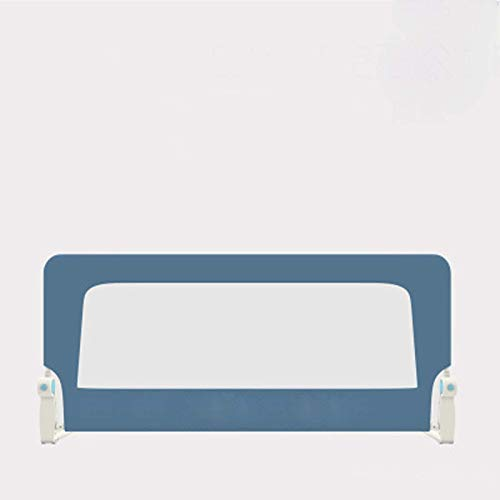 Kinderbettschiene Bettleitschiene Schützende Sicherheitsbettschiene für Kleinkinder mit abschließbarer Sicherheitsschnalle für unterwegs und zu Hause, 8 Gänge, die an Ihre Matratze angepasst werden kö