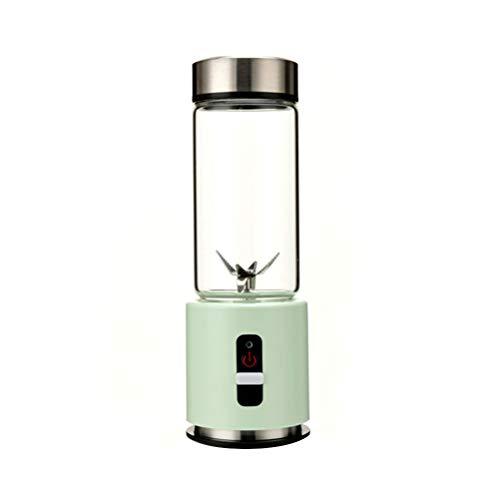 380ml bewegliche Juicer elektrische USB aufladbare Smoothie Mixer-Maschine Mixer Mini Juice Cup-Maschine schnell Blender Küchenmaschine
