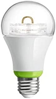 GE Link 22604 Wireless 2700K A19 Smart Connected LED Light Bulb (Pack of 1), Soft White