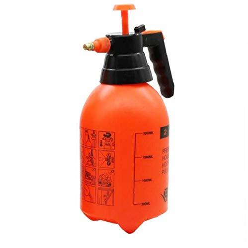 ZYCX123 La presión del Aire atomizador Manual Jardín pulverizador agrícola de riego Pueden desencadenar desinfección de Agricultura Jardín Rojo 2L