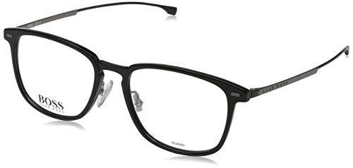 Hugo Boss Herren BOSS 0975 807 53 Sonnenbrille, Schwarz (Black)