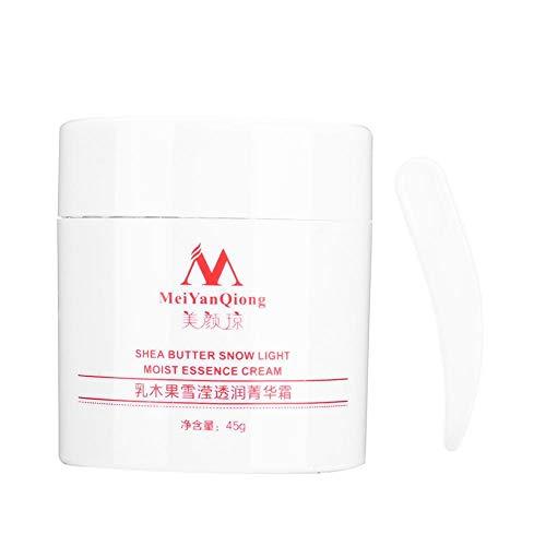 Esencia Reafirmante Poros finos, líneas finas, hidratante, sin perfume, adecuado para pieles sensibles, pieles secas, pieles mixtas, crema antiarrugas natural,