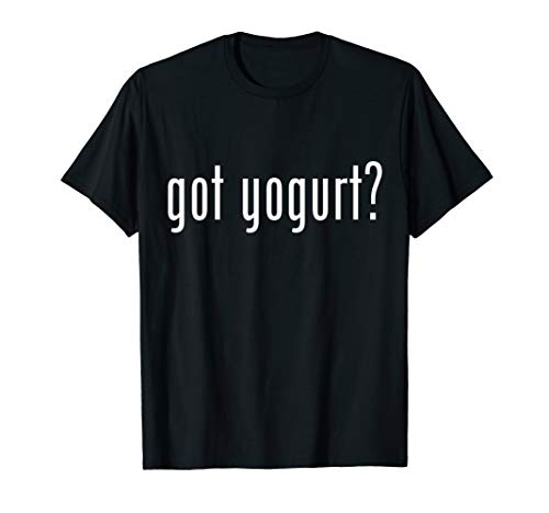 Funny Frozen Greek Got Yogurt T-Shirt