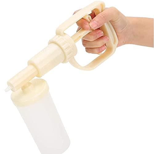 YZILXY Bomba De Succión Manual, Dispositivo De Succión De Esputo Portátil Máquina De Succión Portátil para Moco Cuidado De Pacientes De Edad Avanzada Aspirador De Esputo Niños Adultos