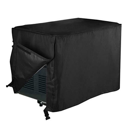 ValueHall Generator Abdeckung 600D Oxford Polyester Generatorabdeckung 82 x 63 x 60cm Wasserdichte Staubschutzhülle für Drucker Schutzhülle für Generator Schutz V7088