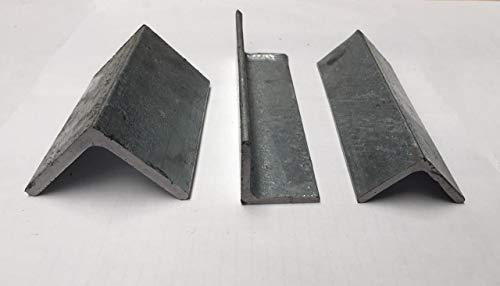 Winkelstahl - L-Profil - Winkel verzinkt von 30x3-100x10 mm EN 10056 (30x30x3-2000 mm)