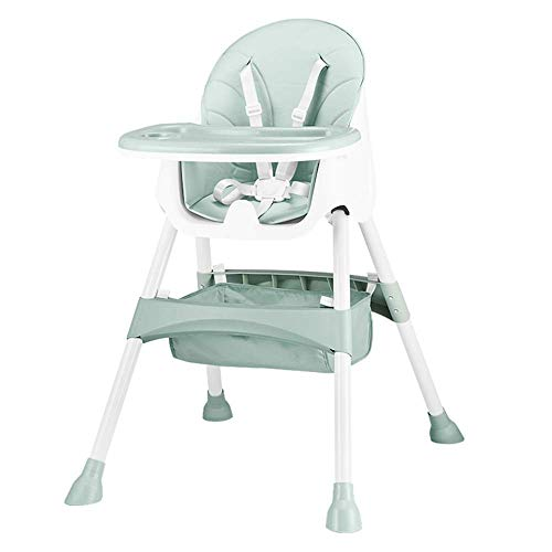 ZYLZL Stuhl Klapphocker Sitz Fußhocker Bank, Klappbarer Esstisch Für Babys Holz Multifunktionaler Hoch Tragbarer Babytisch Für Kinder