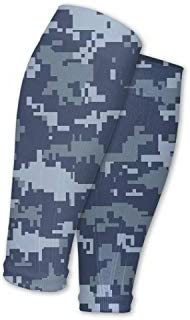 Support Circulation Army Camo Camouflage Military Maternity Calf Compression Sleeve Perfect product image