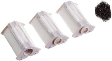 Dennerle Nano Clean - 3 cartouches pour filtre d'angle