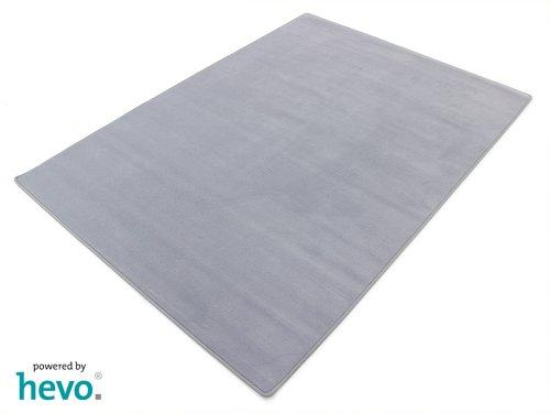 HEVO Romeo grau Teppich | Kinderteppich | Spielteppich 200x300 cm
