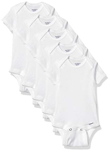 3 Pack Cute Baby Girls Soft 100/% Cotton Bodysuits Vests New Shower Present Gift
