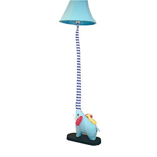 Standleuchten Kreative Cartoon Schöne Elefanten Nase Stehlampe Schlafzimmer Lampe Wohnzimmer Kinderzimmer Rustikalen Stil Tuch Lampe