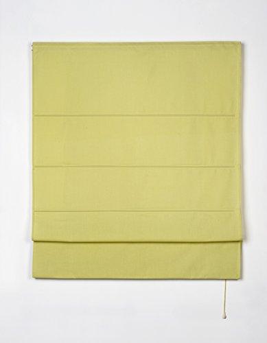 Estores Basic, Stor plegable con varillas, Lima, 150x175cm, estores para ventana, estores plegables.