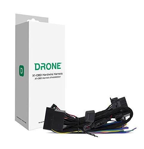 CompuStar Drone Hardwire OBD Harness for The X1-MAX
