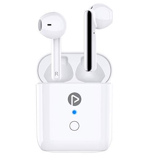 PISEN Wireless Headphones, Bluetooth Earphones Headphones in Ear...