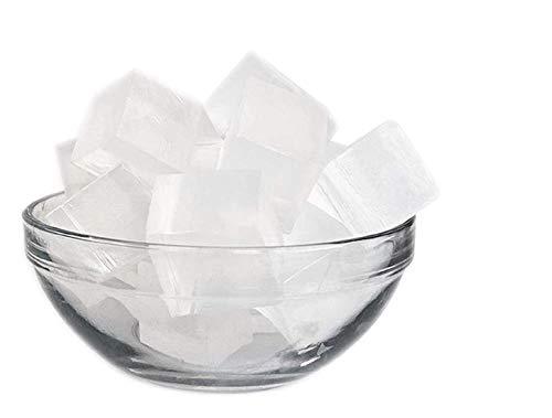 kyoras sky Glycerine Melt and Pour Soap Base SLS, SLES and Paraben Free (1 kg Gross)