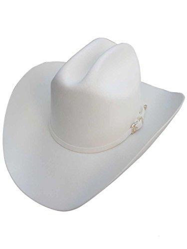 El General Texana Edicion Limitada (SH) 50X ID 121934 Lana Blanca (7 1/4)