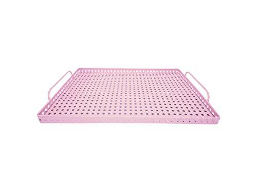 GreenGate IROTRARM1902 Tablett Pale pink medium 43 x 28 cm (1 Stück)