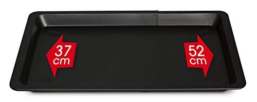 Care + Protect 35601999 Universele Verstelbare Bakplaat Verstelbare bakplaat (37cm tot 52cm) voor maximale veelzijdigheid in de keuken.