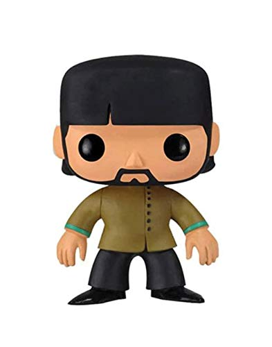 Funko Pop Rock : The Beatles - George Harrison 3.9inch Vinyl Gift for Boys Comedy Band Fans...