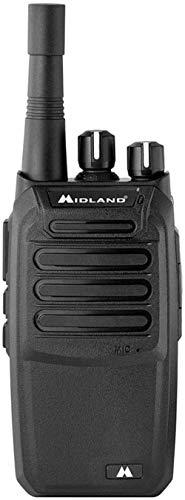 Midland Consumer Radio BR200 2W 16 Channel UHF Business Band Portable