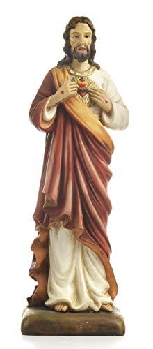 Artículos religiosos de Paben Estatua Sagrada Corazón de Jesús Cris