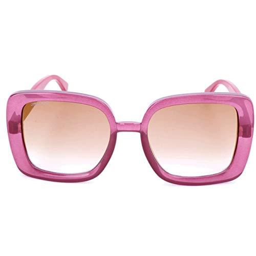 Jimmy Choo Sonnenbrille CORA/S Rechteckig Sonnenbrille 56, Weiß