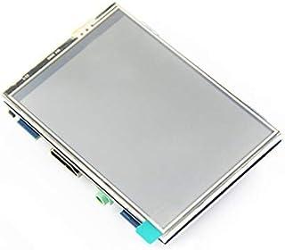 YASE-king 3.5 Inch LCD HDMI Press Screen Display TFT LCD Panel Module 480x320 for Raspberry Pi 4B Raspberry Pi 3 Model B/B+