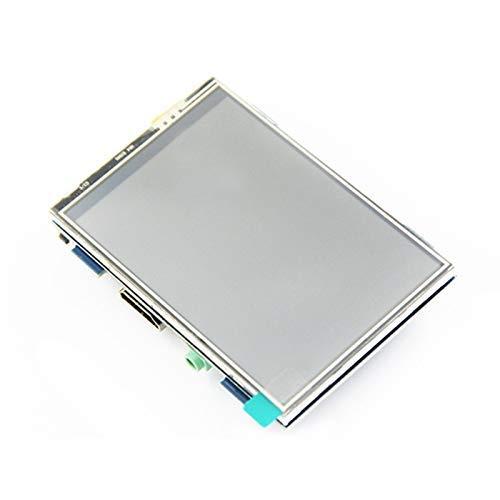 L-YINGZON 3.5 Inch LCD HDMI Press Screen Display TFT LCD Panel Module 480x320 for Raspberry Pi 4B Raspberry Pi 3 Model B/B+