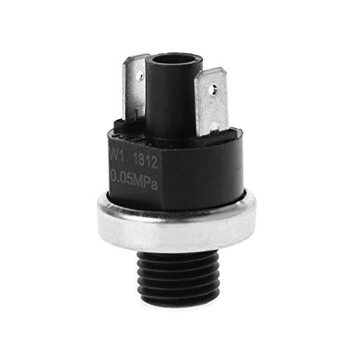 siwetg Control de Presión Interruptor de Válvula Hogar Accesorios Para Calefacción de...