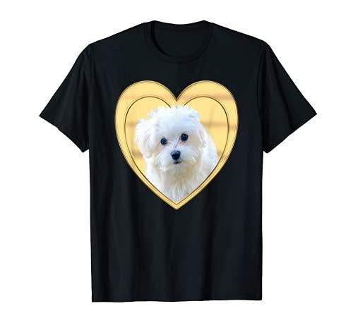 Malteser Tshirts - Malteser Hund - Malteser T-Shirt