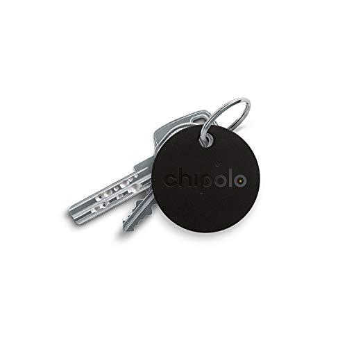 Rastreador Bluetooth Chipolo, Localizador Celular – Preto