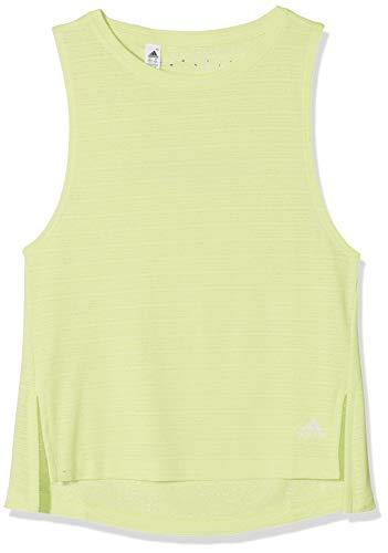 adidas Chill Camiseta, Mujer, Amarillo (Seamhe), XL