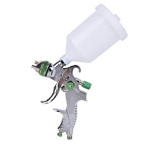 Aerosol, 600 ml a prueba de herrumbre, boquilla de 1,4 mm, aerógrafo de alta atomización, para mantenimiento de superficies de muebles, pintura de automóviles