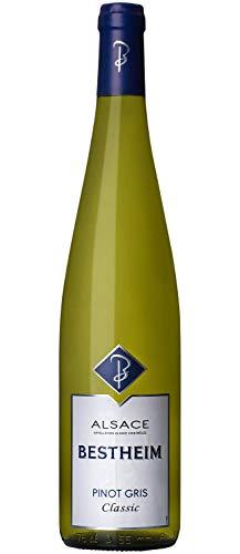 Bestheim Pinot Gris Classic Vin Blanc 2018 0.75 L - Lot de 6