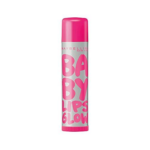 メイベリン リップクリーム ピンクグロウ 02 ピンク ブラスト