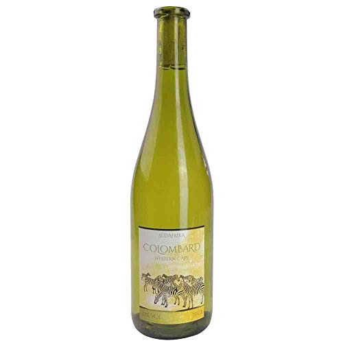 Colombard Südafrika 2018 Western Cape Weißwein Vegan trocken Edition BARRIQUE Western Cape Südafrika 750ml-Fl