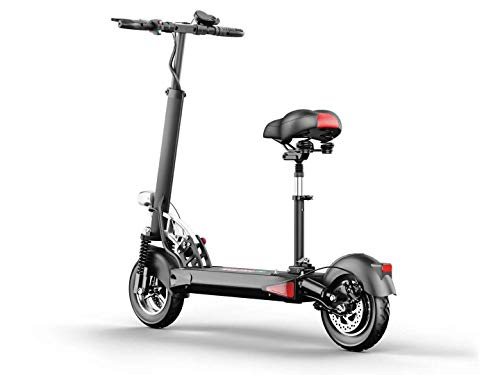 Our #4 Pick is the Xinao NANROBOT D5 Electric Scooter for Heavy Adults