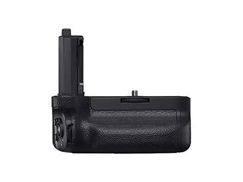 Sony VG-C4EM Funktionshandgriff (Nutzbar für ILCE-7RM4 mit Platz für 2 Z-Akkus)