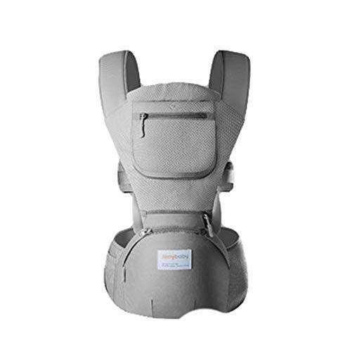 WDOPZMS Baby Carrier voor peuter - Baby Carrier, stoel, multifunctionele stoel voor kinderen, kinderstoel, fauteuil met lederen houder, Multi kleuren optioneel