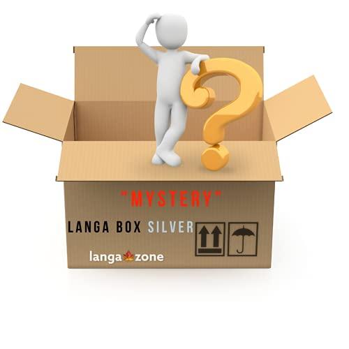 MYSTERY BOX | contiene prodotti alimentari tipici di Langhe e Roero (Piemonte) by LangaZone |alta qualità made in Italy (ARGENTO)