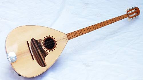 Arabischen Saite Instrument Akustik buzuq mit Softcase NEU.